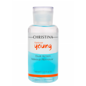 Christina Forever Young Dual Action Make Up Remover (Двухфазное средство для демакияжа) 100 мл